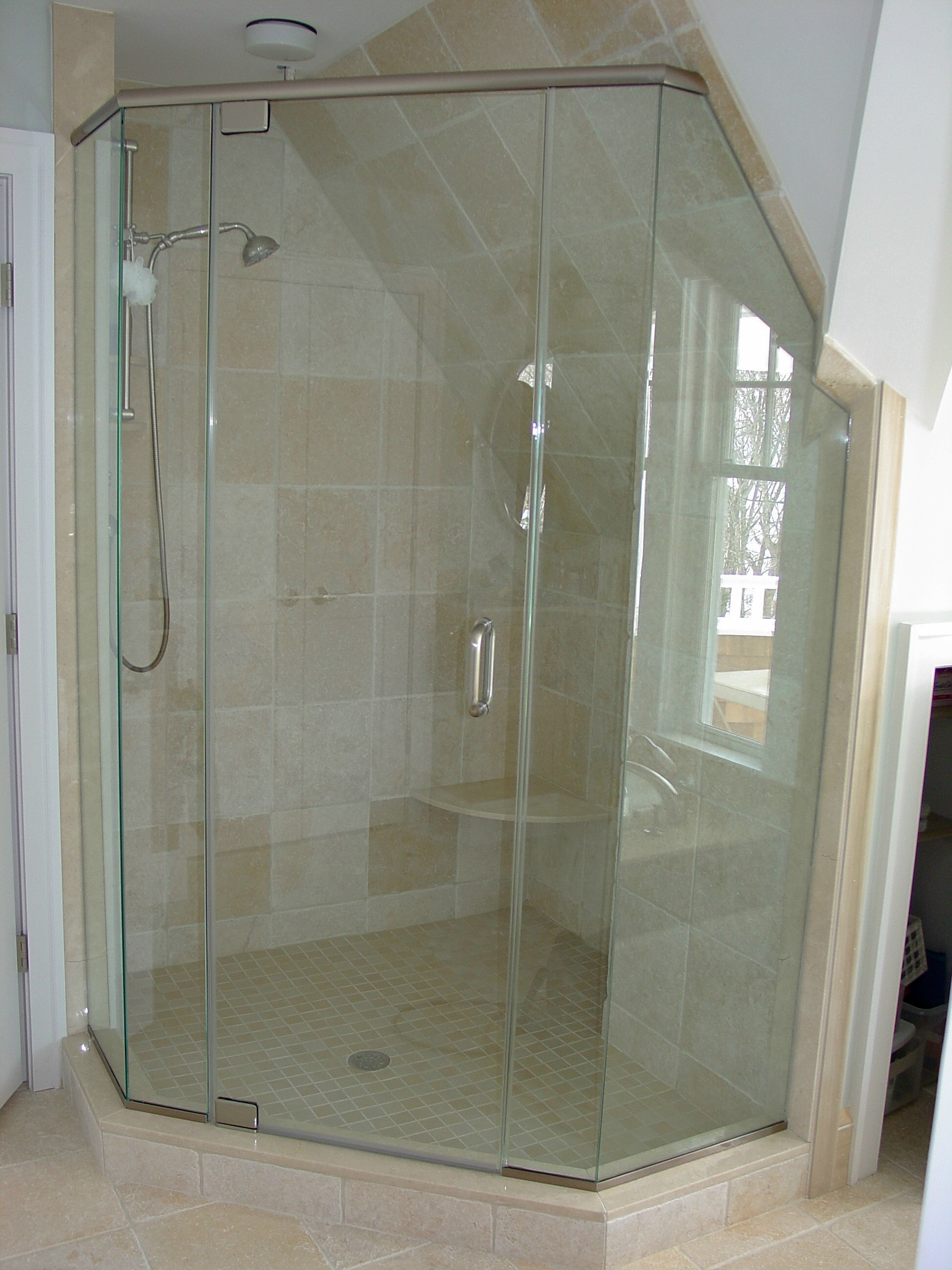 & Heavy Shower Doors